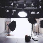 fotografia de estudio con flash